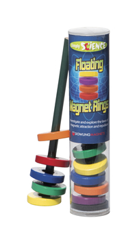 Dowling Magnets Simply Science Floating Magnet Rings Item Number 1006373