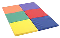 Exercise Mats, Exercise Floor Mats, Thick Exercise Mats, Item Number 1019154