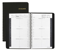 Daily Planner and Calendars, Item Number 1053001