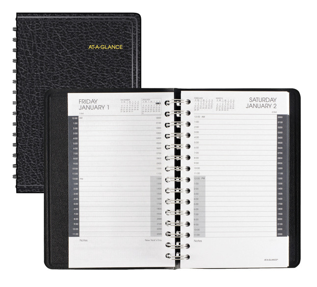 Daily Planner and Calendars, Item Number 1053018