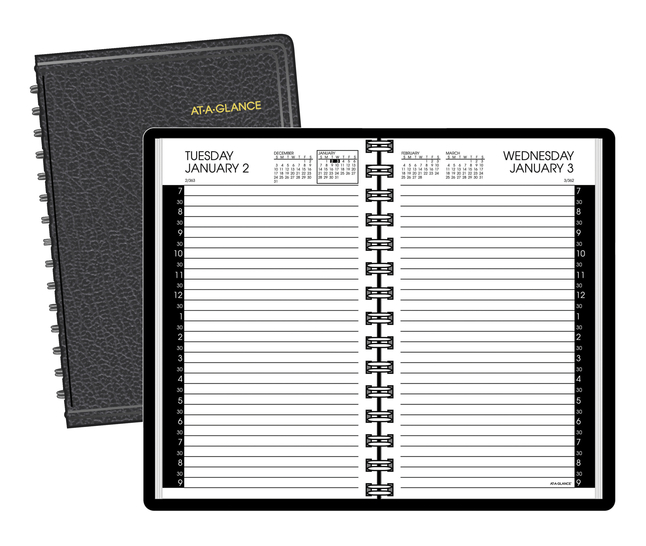 Daily Planner and Calendars, Item Number 1053019