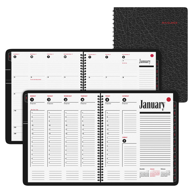 Daily Planner and Calendars, Item Number 1053052