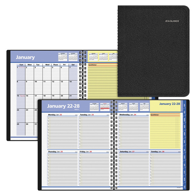 Daily Planner and Calendars, Item Number 1053074