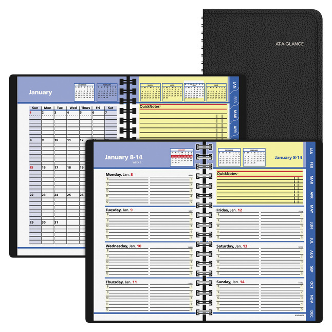 Daily Planner and Calendars, Item Number 1053075