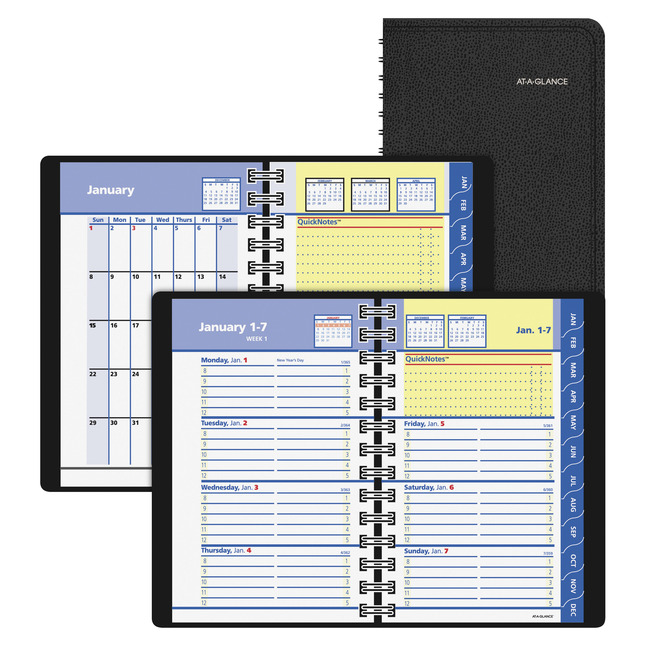 Daily Planner and Calendars, Item Number 1053076