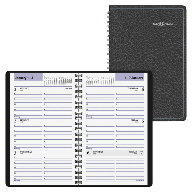 Daily Planner and Calendars, Item Number 1053129