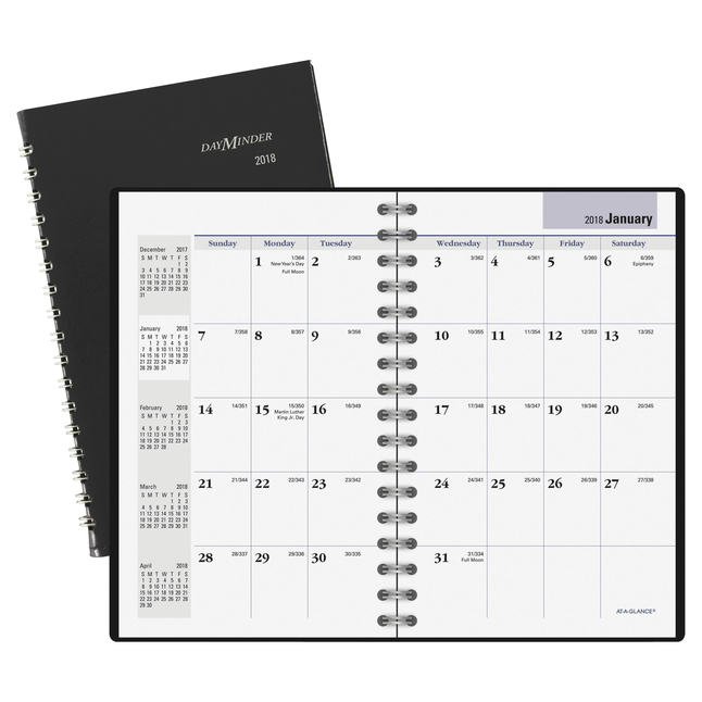 Daily Planner and Calendars, Item Number 1053142