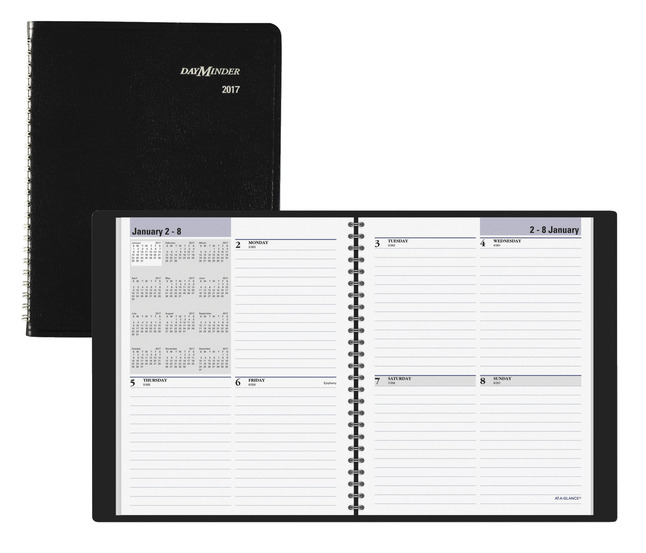 Daily Planner and Calendars, Item Number 1053149