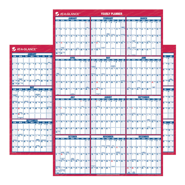 Daily Planner and Calendars, Item Number 1053177
