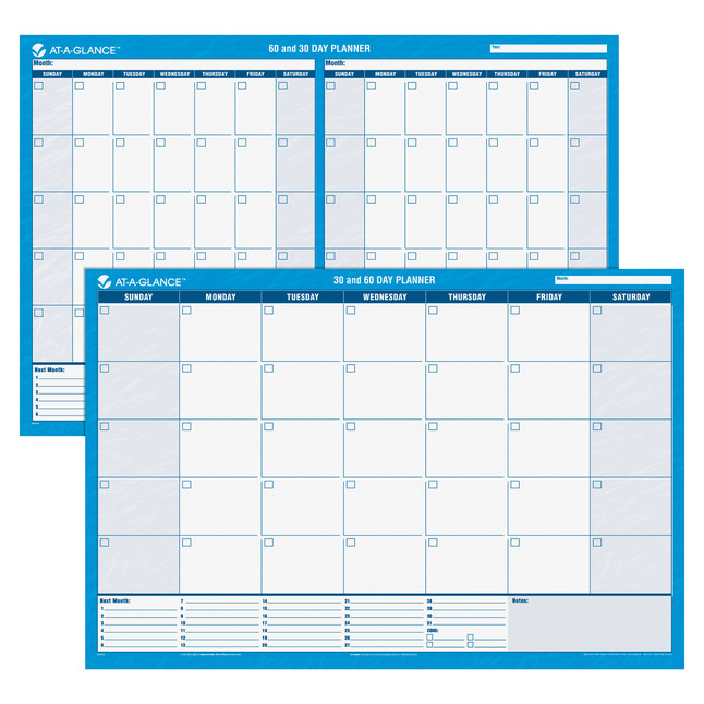 Daily Planner and Calendars, Item Number 1053180