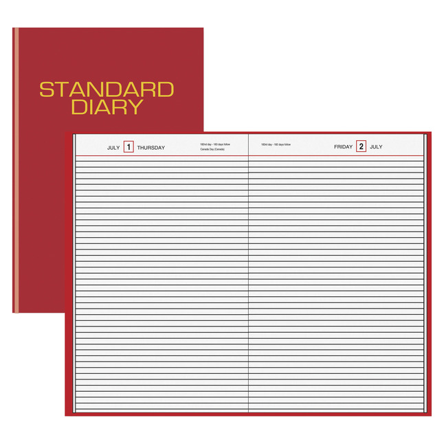 Daily Planner and Calendars, Item Number 1053199