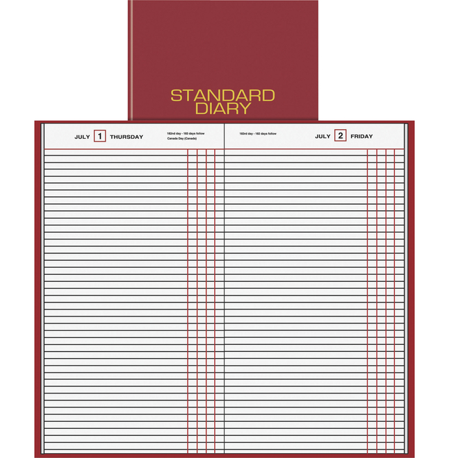 Daily Planner and Calendars, Item Number 1053201