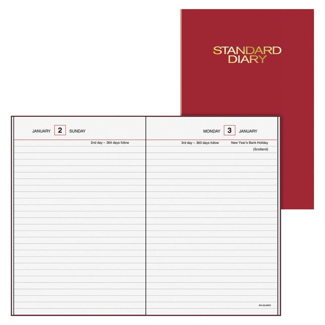 Daily Planner and Calendars, Item Number 1053204