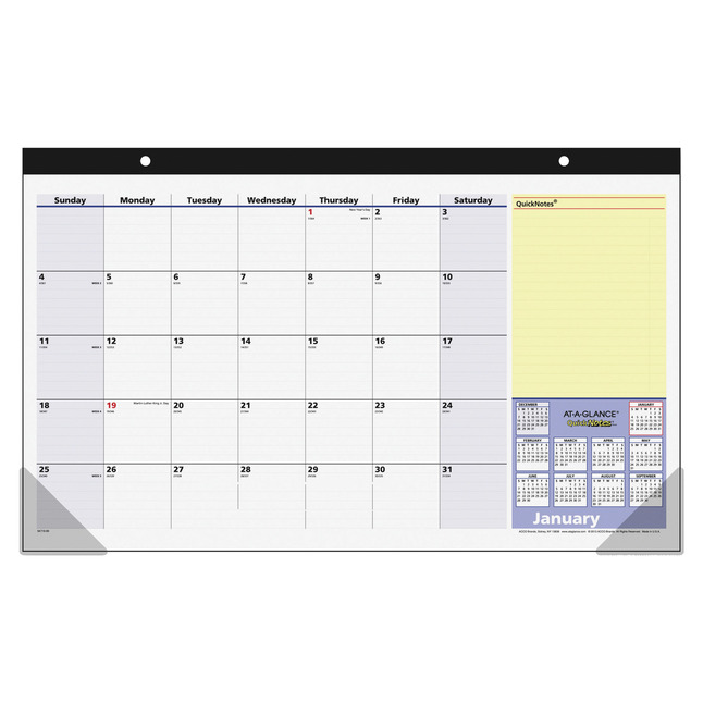 Daily Planner and Calendars, Item Number 1053233