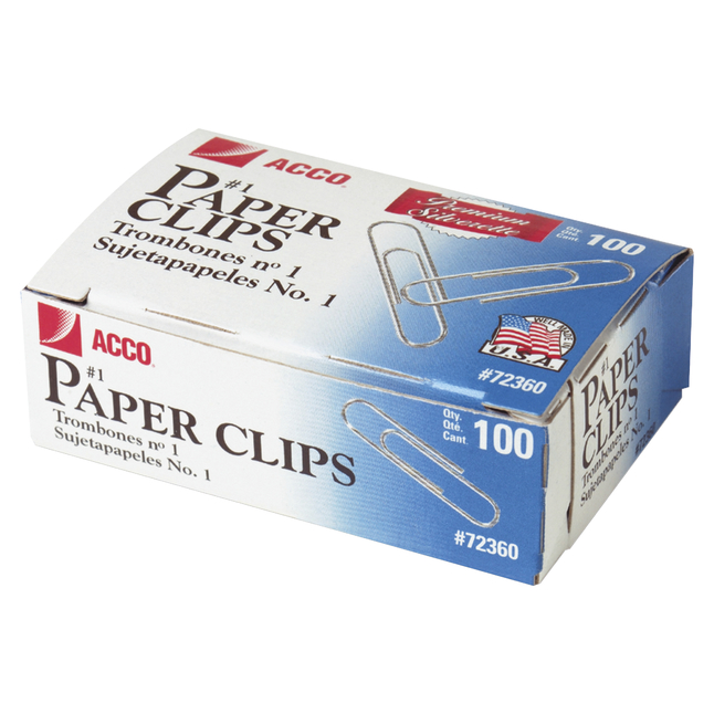 Paper Fasteners, Item Number 1053527
