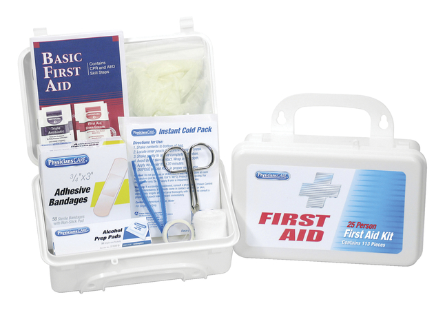 First Aid Kits, Item Number 1053618