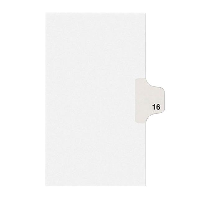 Index Dividers, Item Number 1054058