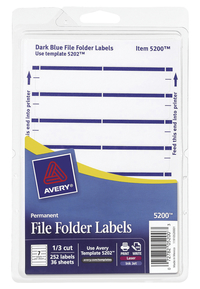 File Folder and File Cabinet Labels, Item Number 1054122