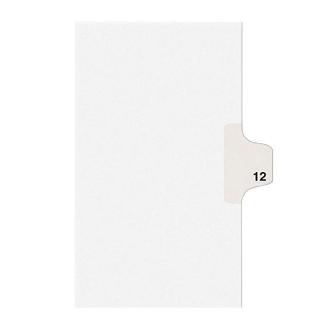Index Dividers, Item Number 1054214