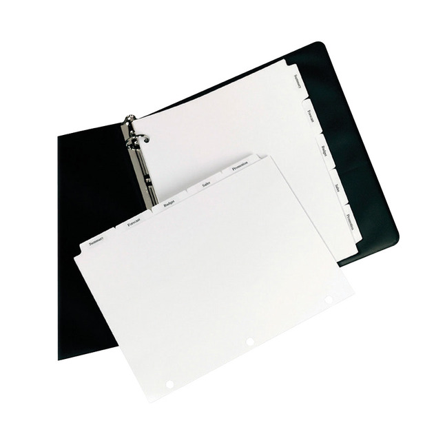 Tab Dividers, Item Number 1054308