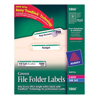 File Folder and File Cabinet Labels, Item Number 1054652