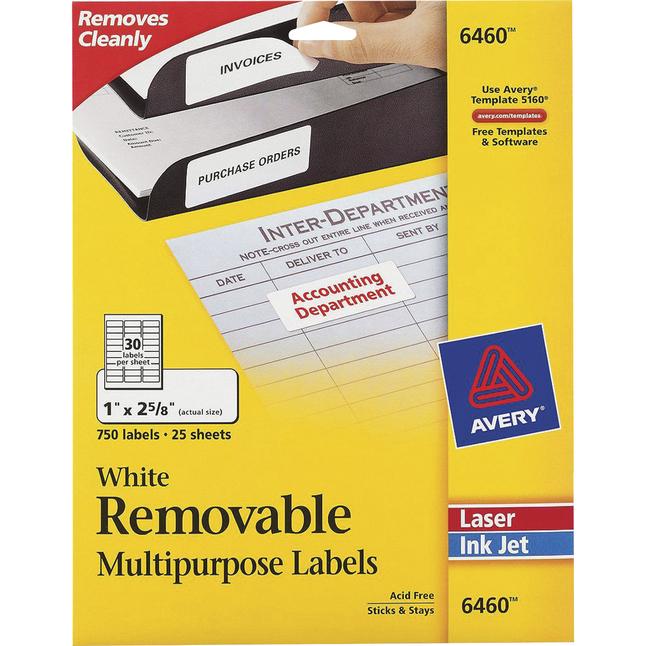General Labels, Item Number 1054703