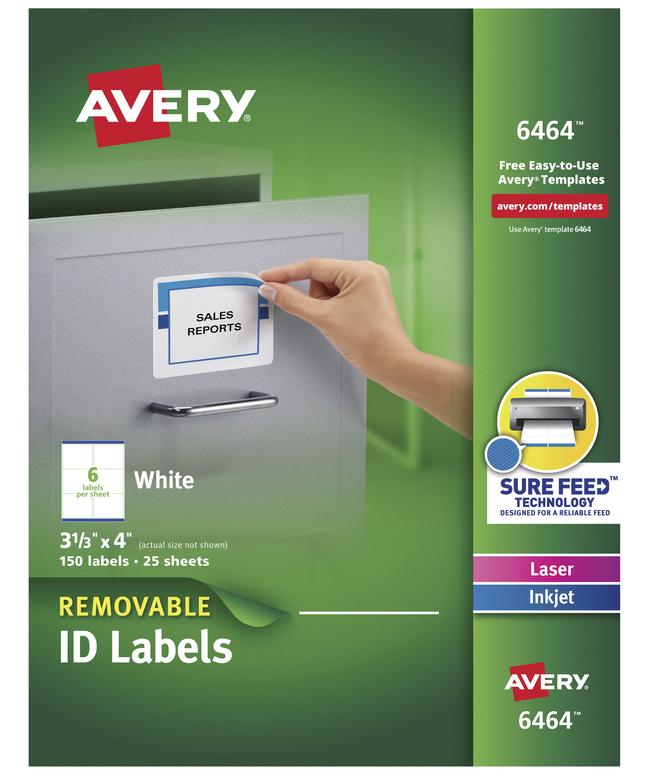 General Labels, Item Number 1054704