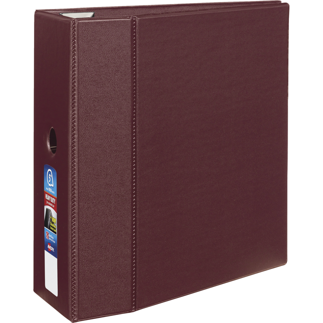 Heavy Duty D-Ring Reference Binders, Item Number 1054766