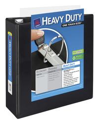 Heavy Duty D-Ring Presentation Binders, Item Number 1054786