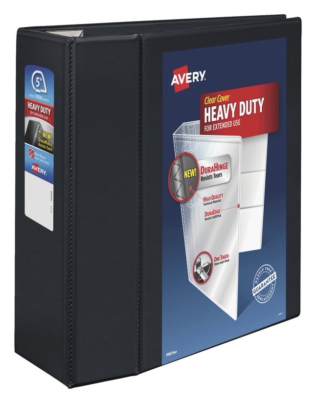 Heavy Duty D-Ring Presentation Binders, Item Number 1054787