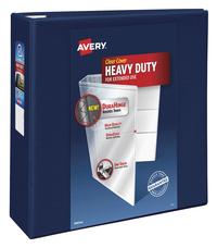 Heavy Duty D-Ring Presentation Binders, Item Number 1054800
