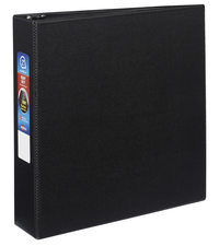 Heavy Duty D-Ring Reference Binders, Item Number 1054822