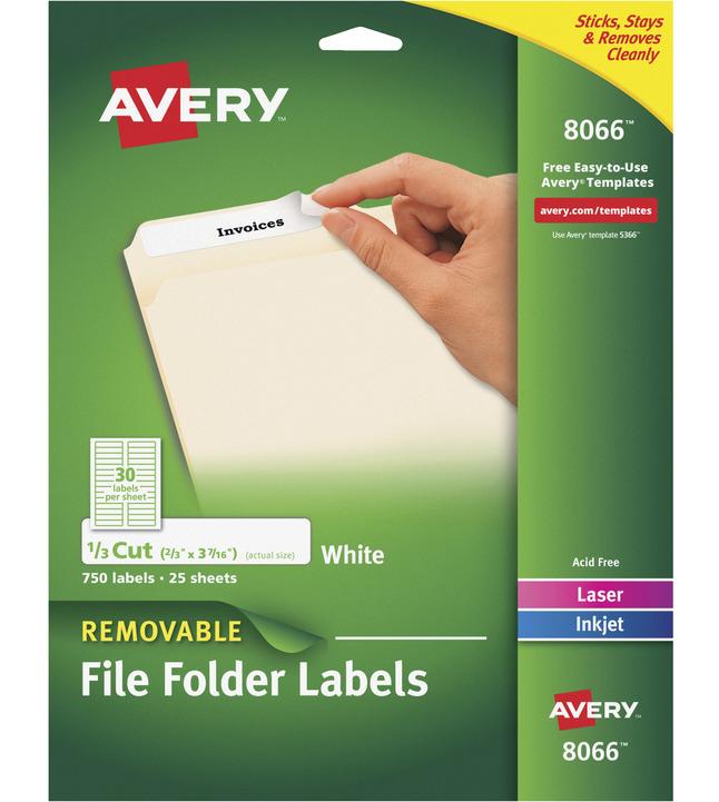 File Folder and File Cabinet Labels, Item Number 1054834