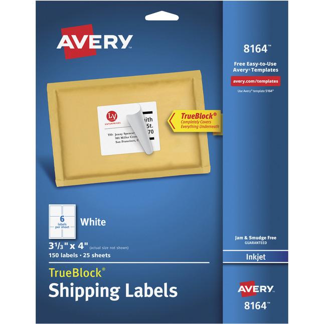 Address Labels, Item Number 1054848