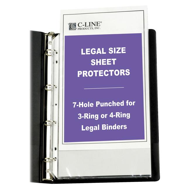 Sheet Protectors, Item Number 1056688