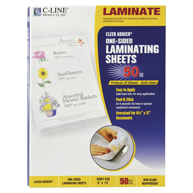 Laminating Pouches, Item Number 1056703