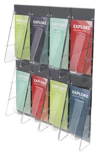 Library Literature Racks Supplies, Item Number 1057429
