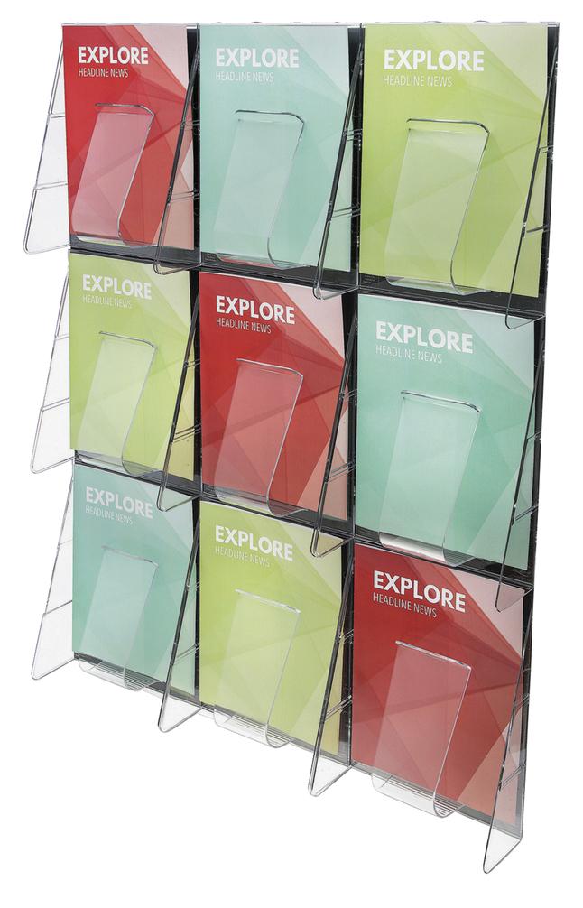 Library Literature Racks Supplies, Item Number 1057431