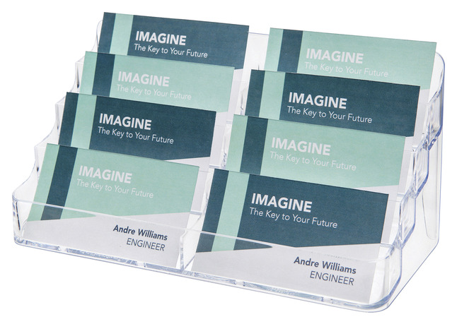 Business Card and Card Holders, Item Number 1057450