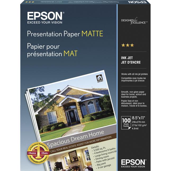 Brochure Paper, Presentation Paper, Item Number 1058282