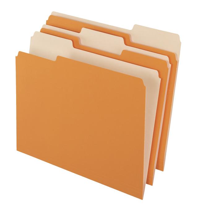 Top Tab File Folders, Item Number 1058623