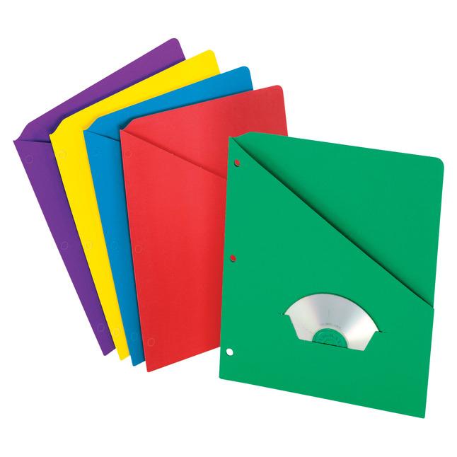 Binder Pockets, Item Number 1058824