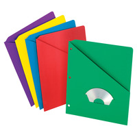 Binder Pockets, Item Number 1058824