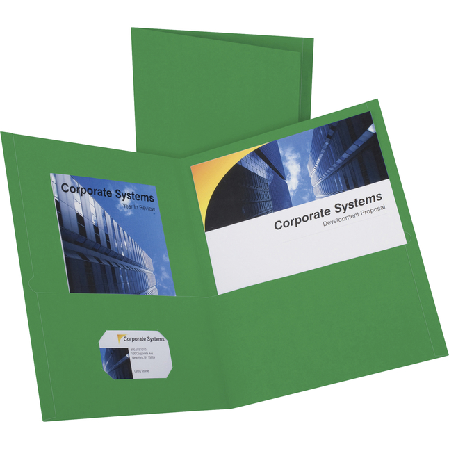 Poly Project Folders, Item Number 1059142