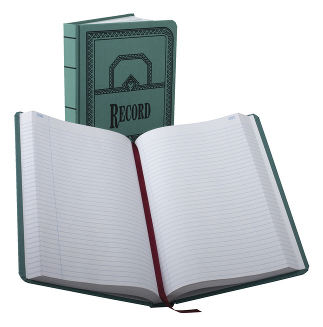 Accounting Books and Records, Item Number 1059236