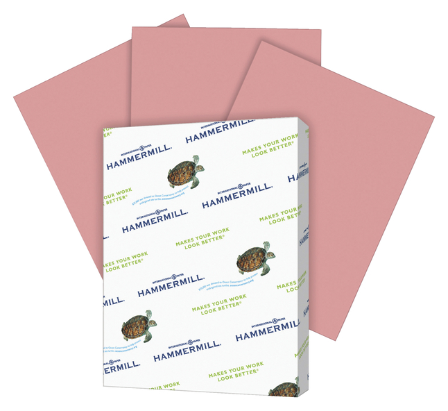 Colored Copy Paper, Item Number 1060748