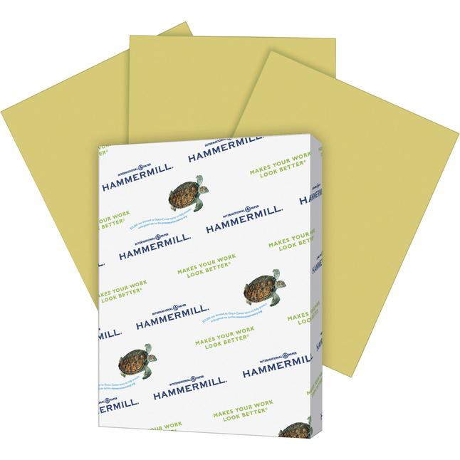 Colored Copy Paper, Item Number 1060764