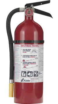 Fire Extinguishers, Item Number 1062456