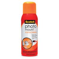 Spray Adhesive, Item Number 1499323