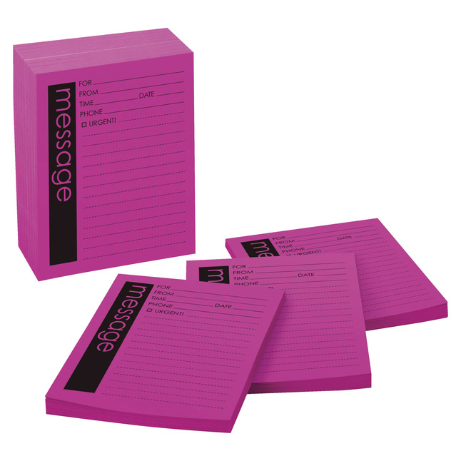Message Pads and Message Books, Item Number 1064195